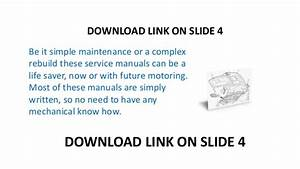Land Rover Discovery 4 Workshop Manual