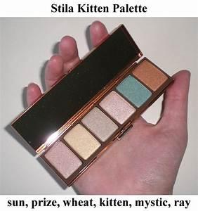 Stila Stila Kitten Palette Summer 08 reviews, photos ...