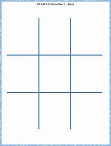 tic tac toe template download free premium templates With tic tac toe template word