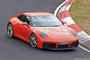 2019 Porsche 911 : 2019 porsche 911 spy shots and video ~ Medecine-chirurgie-esthetiques.com Avis de Voitures