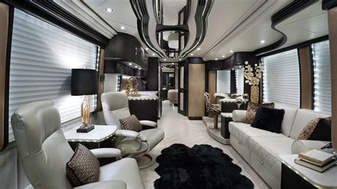 worlds top   luxurious rv interiors