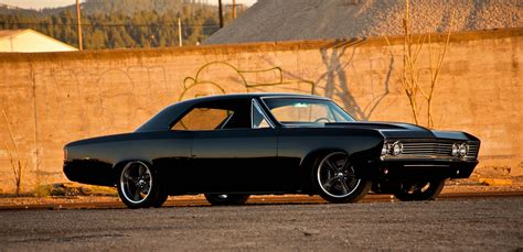Chevrolet Chevelle Ss Muscle Car Chevrolet Tuning Hd Wallpaper