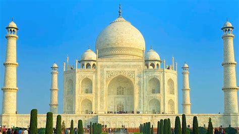 10 Surprising Facts About World's Greatest Landmarks - YouTube