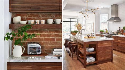 interior design a modern meets vintage kitchen