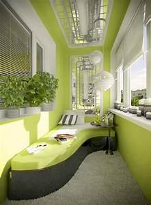 Small apartment balcony decorating ideas home design for Interior ideas for balcony