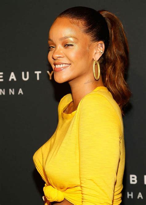 Rihanna Launches Fenty Beauty At New York Fashion Week