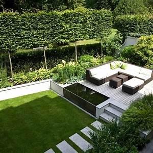 inspirations pinterest deco jardin et terrasse voici With amenagement terrasse et jardin 3 exotique paysage