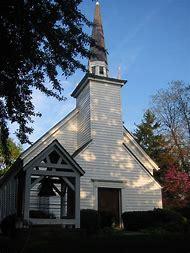 Mohawk Chapel Brantford