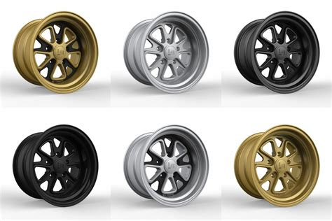 Wheels Magnus Walker by Made In La Wheels Fit For An Outlaw Speedhunters