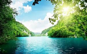 Nature, Water, Wallpapers, Hd