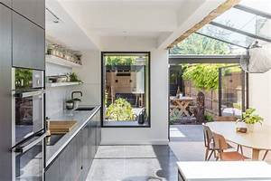Hackney, Home, With, Contemporary, Design, How, This, Light