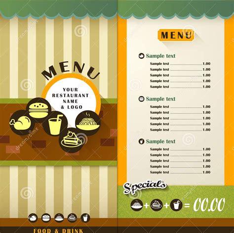 design  menucatalog  restaurant menu