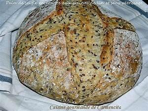 Farine De Lin Recette : les meilleures recettes de farine de seigle ~ Medecine-chirurgie-esthetiques.com Avis de Voitures