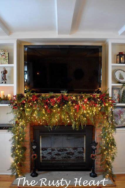 mantel decorating images  pinterest backyard