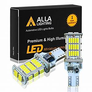 Alla Lighting 2800lm 3156 3157 Led Lights Bulbs Xtreme