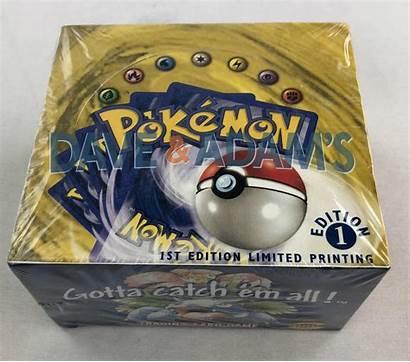 Pokemon Booster Edition Base 1st Shadowless Rare