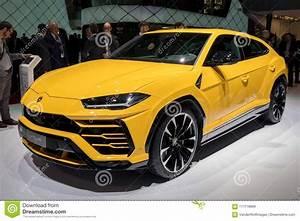 Lamborghini Urus Prix Neuf : nouvelle voiture de suv d 39 urus de lamborghini image stock ditorial image du pouvoir neuf ~ Medecine-chirurgie-esthetiques.com Avis de Voitures
