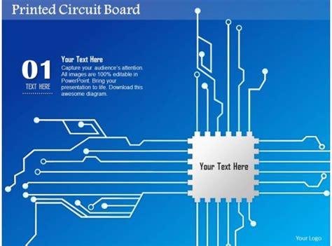 printed circuit board pcb  cpu chip icon  chip