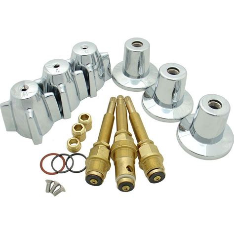 tub and shower repair kit partsmasterpro tub and shower repair kit for central brass