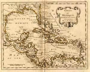 Antique Caribbean Maps