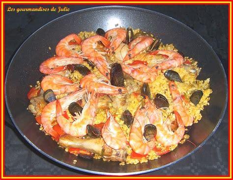recette de cuisine au wok cuisine espagnole paella au wok ideoz voyages