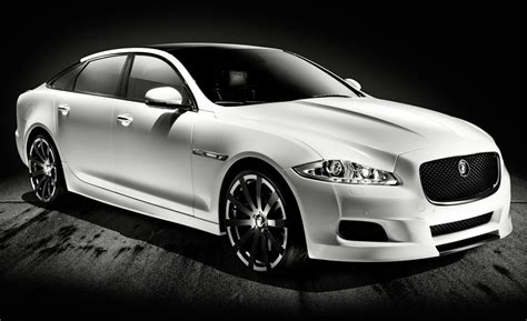 Jaguar Xj75 Platinum Design Concept Car