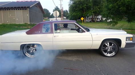 cadillac coupe deville burn ouy youtube