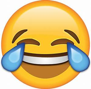 """""""Crying Laughing Emoji Stickers!"""" Stickers by Harry Fearns"""