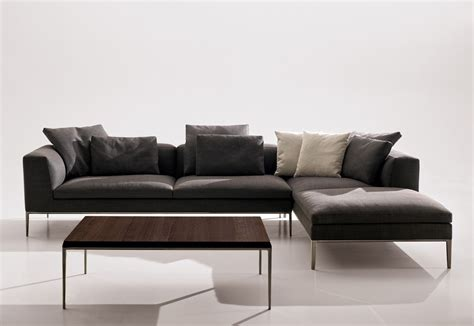 Designer Loveseats by Michel Sofa By B B Italia Designer Furniture Fitted