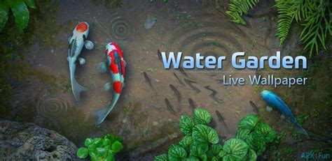 Anime Live Wallpaper Mod Apk - water garden live wallpaper apk 1 57 water