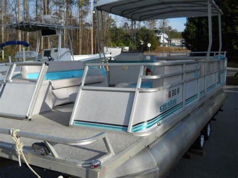 Used Bass Boats Buford Ga by Used 1992 Crest Pontoon Boats Crest Iii Buford Ga