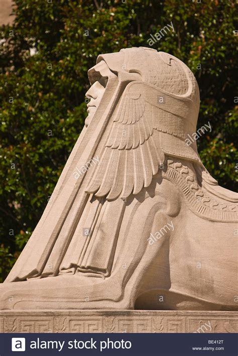 dc sphinx washington statue scottish rite freemasonry building alamy usa memorial comp c8 liberty