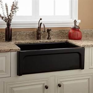 30quot risinger fireclay farmhouse sink casement apron With deep apron front kitchen sink