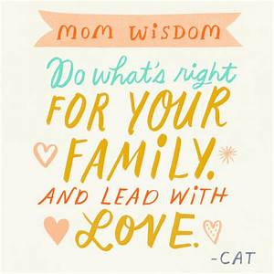 Mom Quotes: Wis... Shopping With Mom Quotes