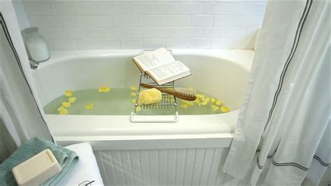update  bathtub surround  beadboard home bathtub