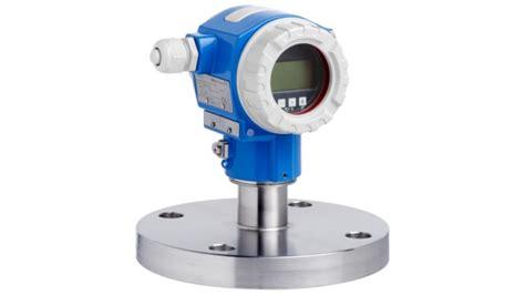 Hydrostatic Level Measurement  Deltapilot Fmb70 Endress