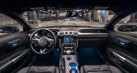mustang gt update specifications  price details