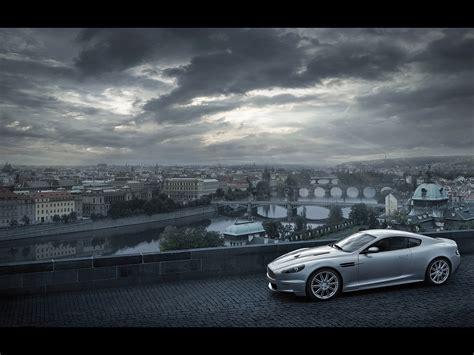 World Of Cars: Aston martin db9 wallpaper - 1