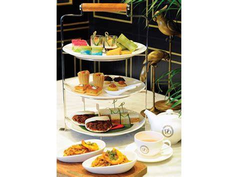 Kitchen Brasserie High Tea Menu by Anyone For Afternoon Tea Get Those Pinkies Up Western