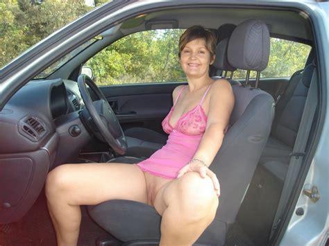 Slender Granny Sunbathing Naked Full Picture