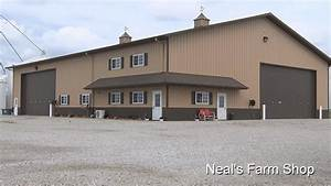 Neal's Farm Shop - YouTube