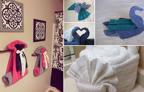 des id 233 es sublimes de pliage de serviettes de bain 192 faire 192 la maison trucs et astuces 224