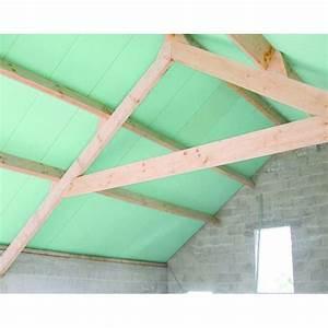 Panneau de toiture isolant pour combles UNILIN INSULATION