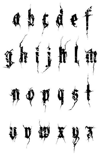 heavy metal font recherche google inspiration metal