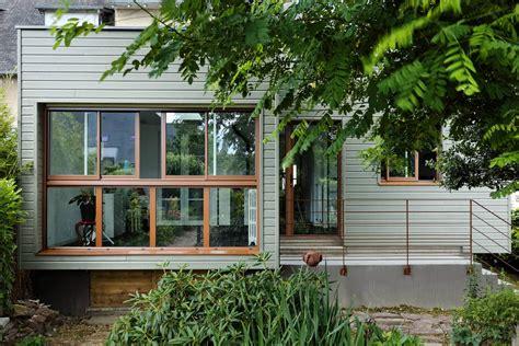 extension cuisine sur jardin extension et rnovation intrieure duune maison des annes