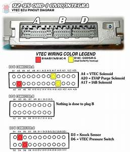 Obd2 To Obd1 Alternator Wiring Diagram