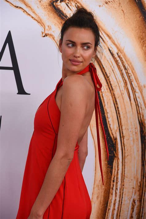 Irina Shayk – CFDA Fashion Awards in New York City 6/6 ...