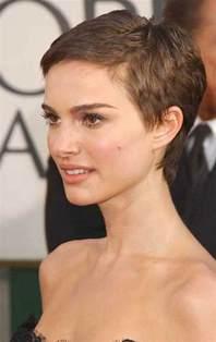 coupe courte cheveux ã pais 20 pixie cut side view hairstyles haircuts 2017