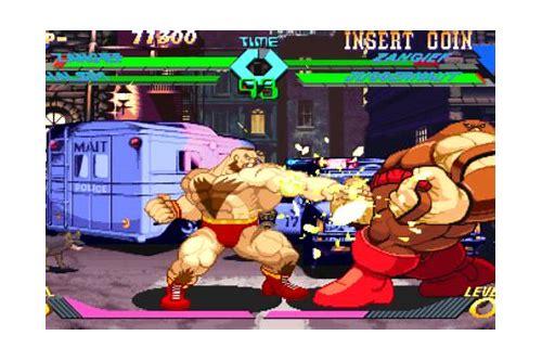 marvel vs street fighter mame rom download