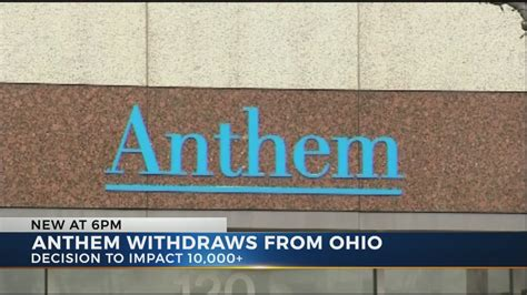 Meaning, i paid more for less insurance than my previous plan prior to covered ca. Anthem leaves public health insurance marketplace in Ohio - YouTube